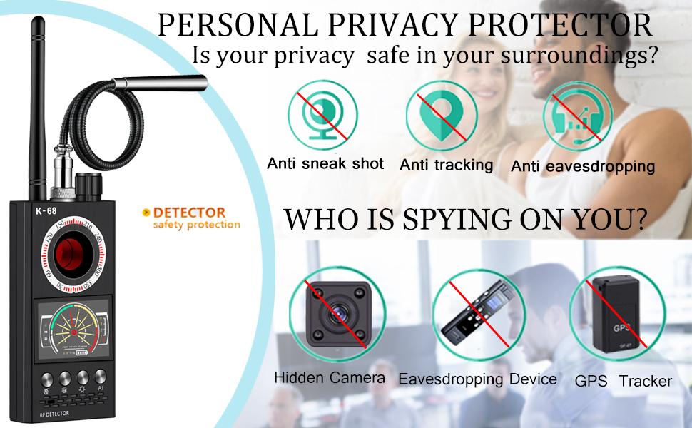 Anti Spy Detector