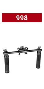 SMALLRIG 15mm Sistema Rail Rod Kit 998