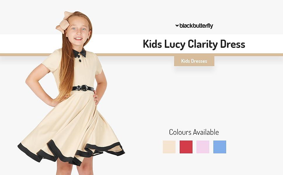 Kids Lucy Clarity Dress