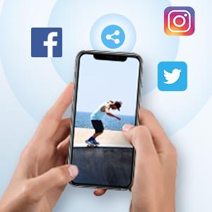 Un partage clé sur les réseaux sociaux