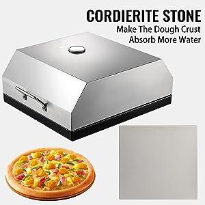 pellet pizza oven