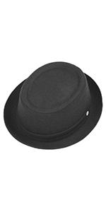 Lierys Panno Wool Pork Pie Hat Felt Hat
