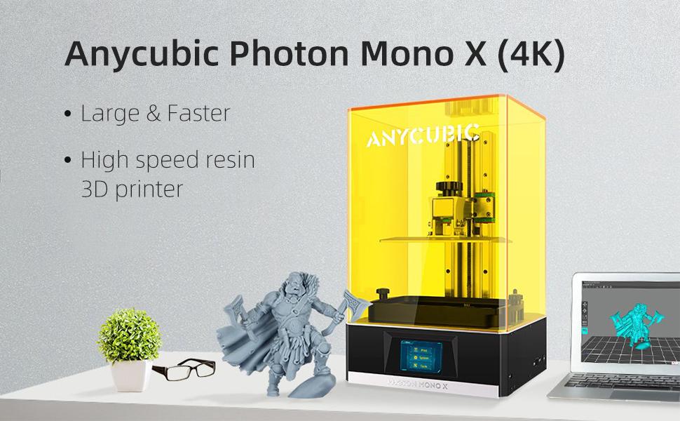 mono x 3d printer