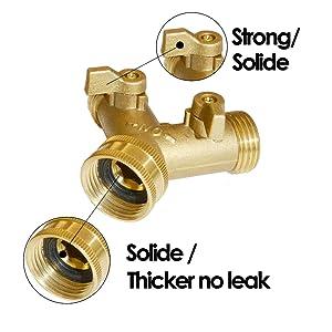 y valve