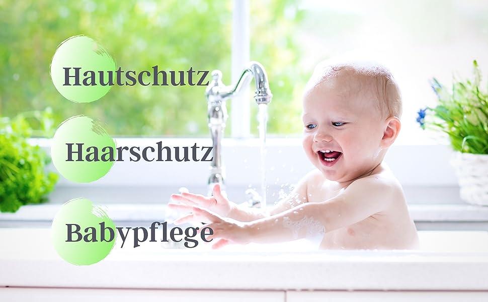 douchefilter benefit Deshower filter voordeel de