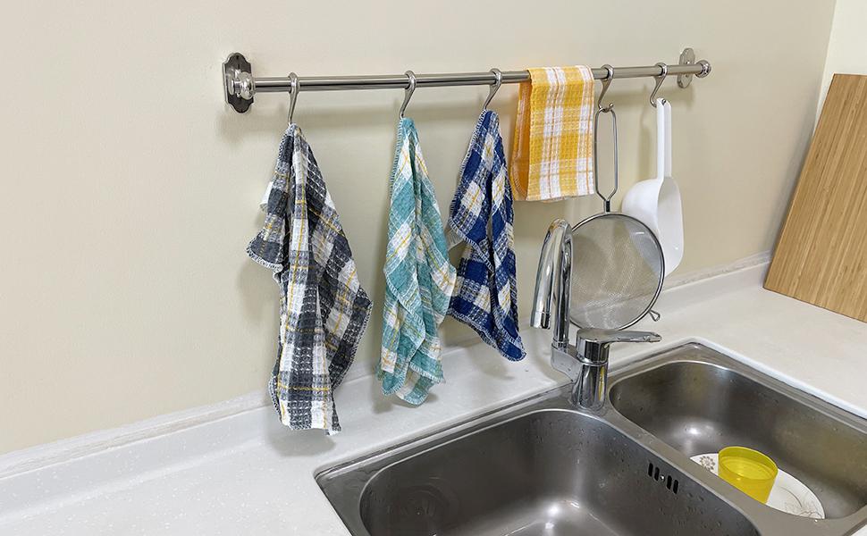 colorful dish cloths kitchen dishcloths