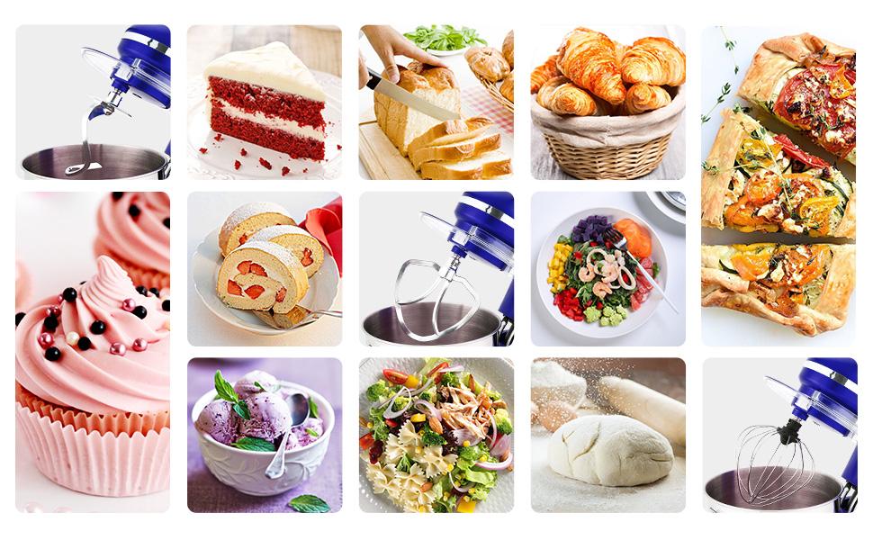 food mixer for baking