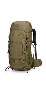 50L Hiking Backpack