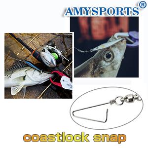 coastlock swivel snap