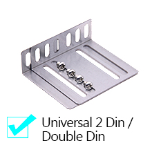Universal Double Din
