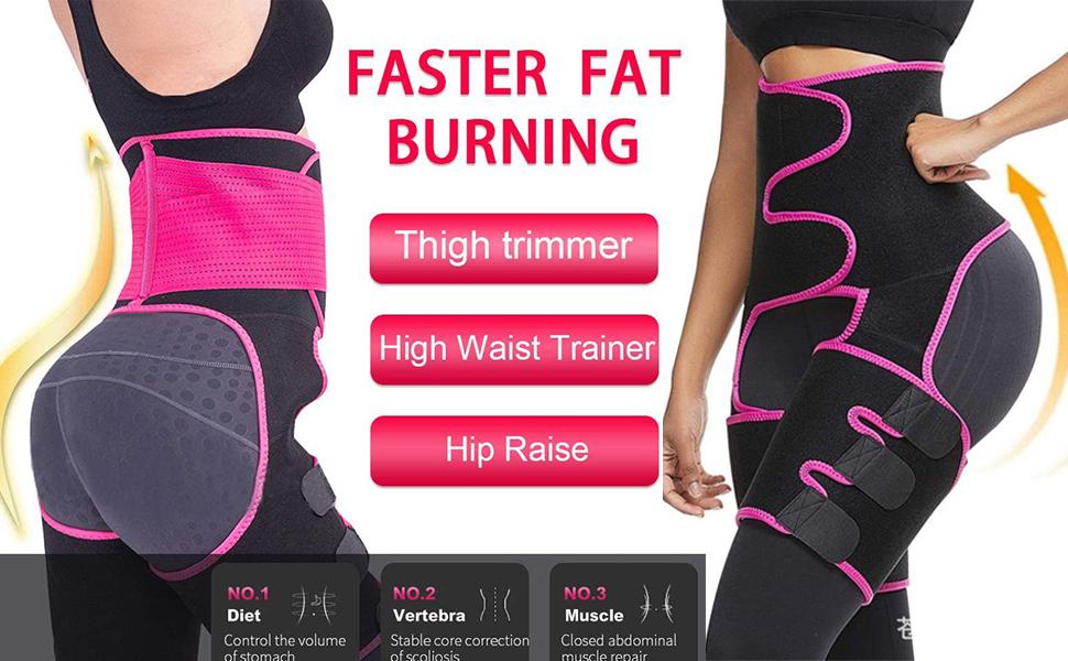 thigh and waist trainer