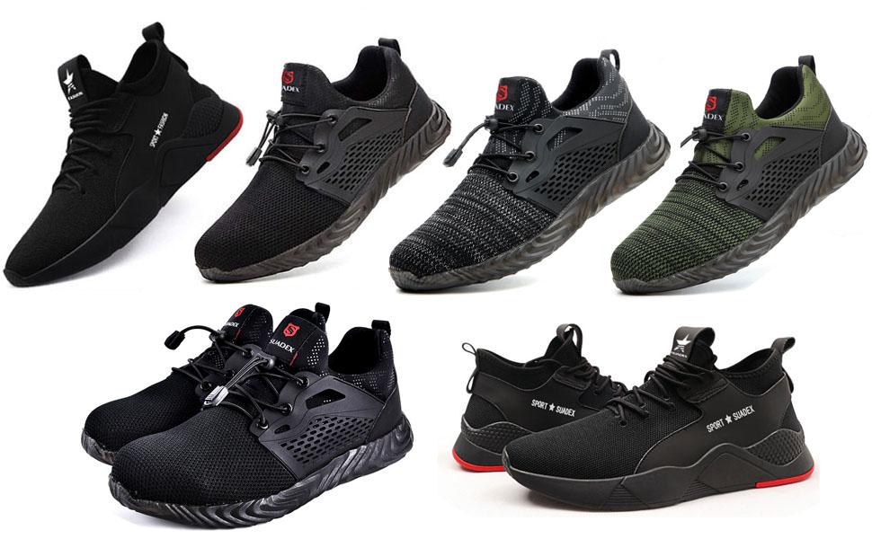 steel toe shoes for women