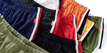 aimpact mens short shorts sexy lounge shorts 3 inch 2inch 1inch
