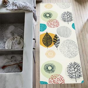 cushion comfort standing mat set for kitchen floor