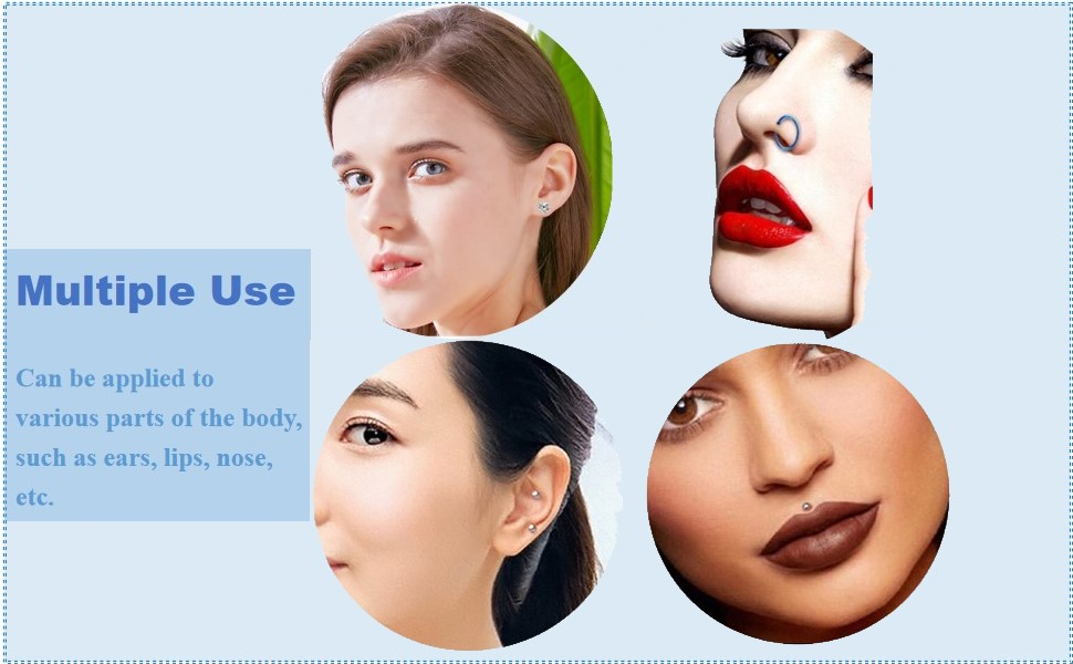 multi use of piercing tools