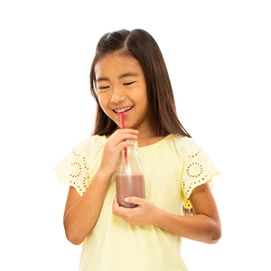 Nutritional shake for picky eaters