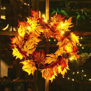 Light Up Fall Season