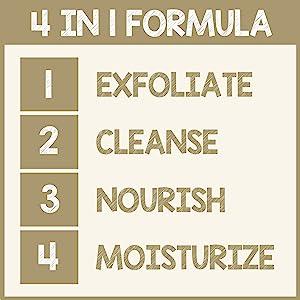 Vanilla Brown Sugar Face and Body Scrub Formula