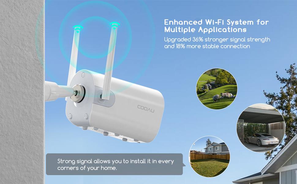 wi-fi security camera