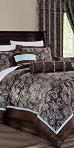Tuscany 7-Piece Comforter Set