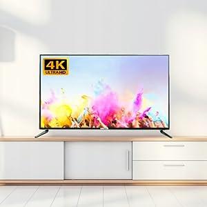 tv united television 43 inch HD 4K 2021 united model new item LED
