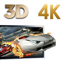 3d 4k android box