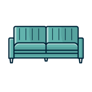 Amazon.com: REALROOMS Adley Small Space Modern Futon and ...