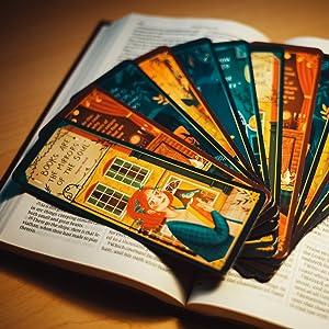 Vibrant Bookmarks