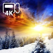Ultra 4k HD Video | 8mp Sony Sensor