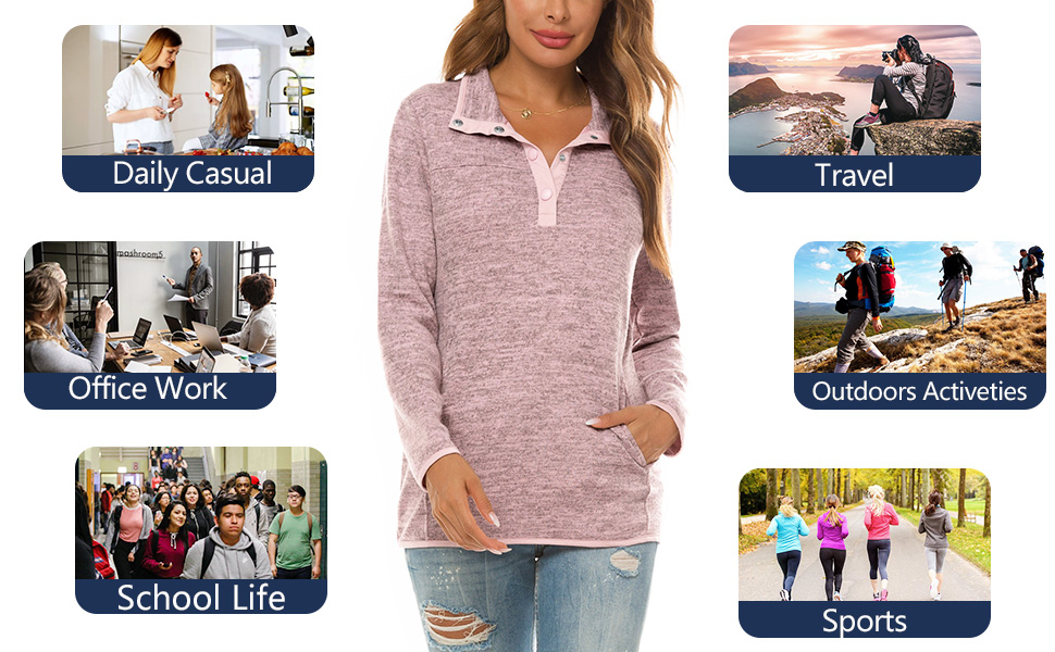 Suitable for Daily wear,work,vocation,sports,school etc, great with jeans,boots,leggings
