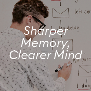 sharper mind clear mind stress anxiety