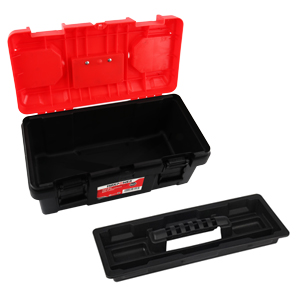 Durable Plastic Construction and Removable Tray