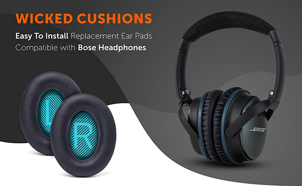 bose qc25 replacement ear pads