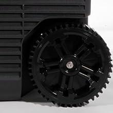 Portable Fridge - Extra Large Wheel - Keto Diet Motivation