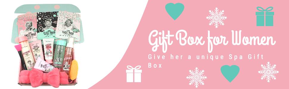 birthday gift box for women