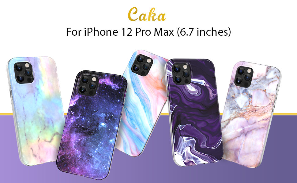 iphone 12 pro max marble full body case