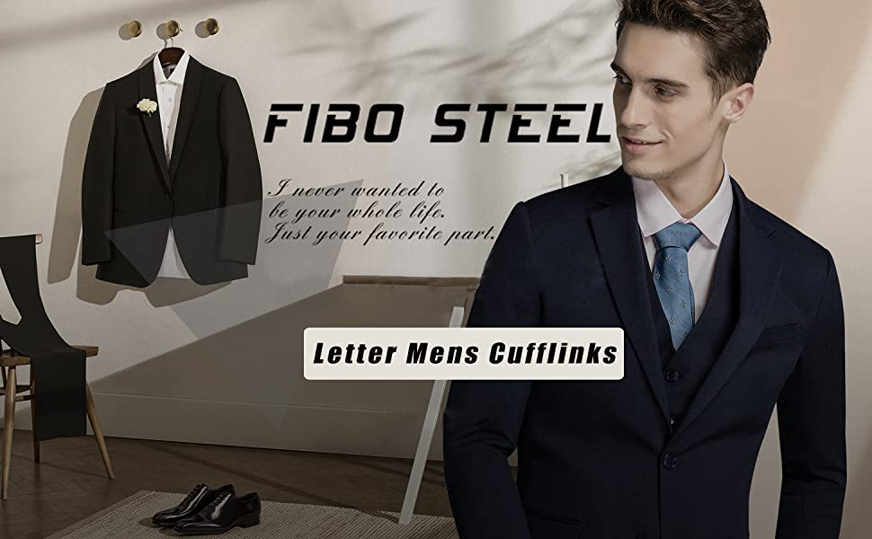 mens cufflink
