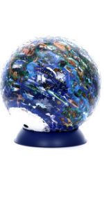 puzzle geography fun filled lesson plan earth 3D