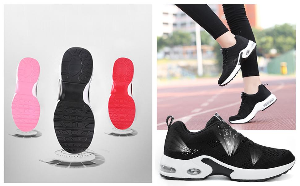 Damen Laufschuhe Turnschuhe