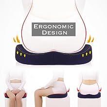Ergonomic Comfort