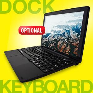 DOCK KEYBOARD FOR TABLET EXTERNAL KEYBOARD USB KEYBOARD