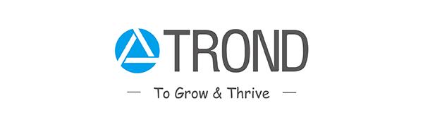 trond brand logo