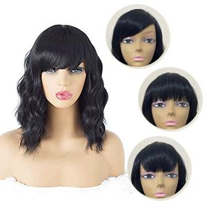 wig bangs