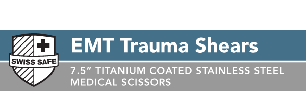 EMT Trauma Shears