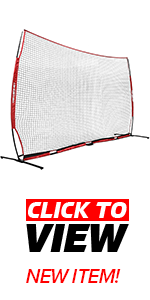 21.5 x 11.5 ft Tight Weave Barrier is perfect for team/ solo training. Protection screen/hitting net
