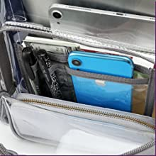 Clear Backpack for Adults