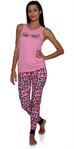 i love paris france europe pink pj pjs pajama tank top summer spring cute womens girls
