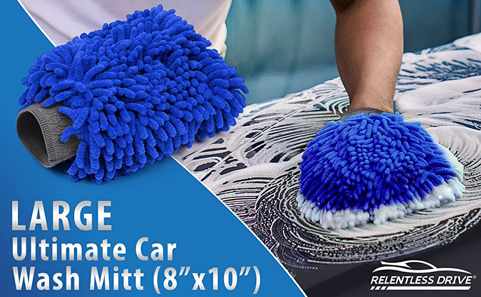 Bug Glub Car Wash Mitt