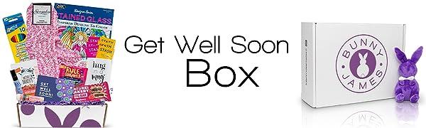Get Well Soon Box