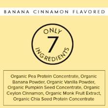 banana cinnamon protein